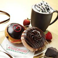 Delight in the Dark: Decadently Delicious Dark Chocolate Doughnuts