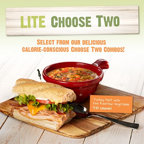 """McAlister's Deli Introduces New """"Lite Choose Two"""" Menu"""