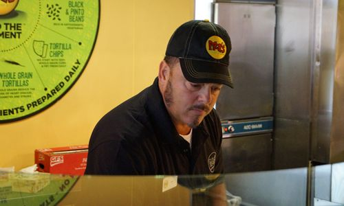 "CBS's Hit Series ""Undercover Boss"" Takes Moe's President Paul Damico Through Journey Inside Franchise Operations"