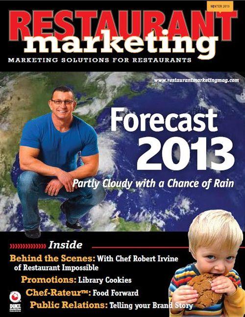 Restaurant Marketing Magazine