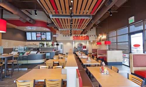 Smashburger Introduces New Restaurant Design