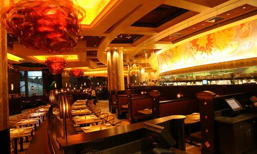 World's Largest The Cheesecake Factory Now Open in the Mall of the Emirates