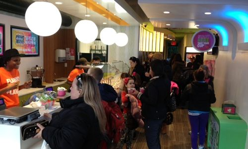 Newest 16 Handles Grand Opens on Bleecker Street 2/21, in the West Village