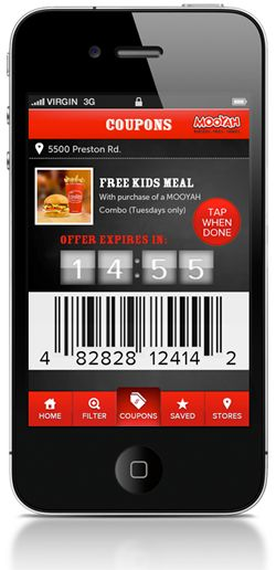 Attract Customers to Your Restaurant More Often and Increase Order Size Using Mobile Offers