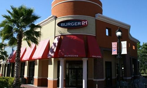 Burger 21 Stretches Further North and South