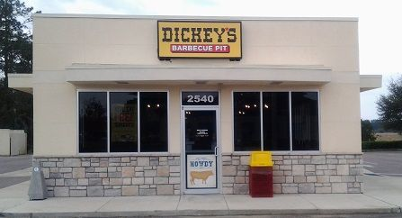 Dickey's Barbecue Opens in Starke, Florida