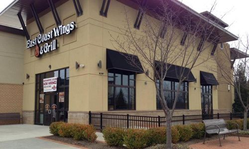 East Coast Wings & Grill Opens Newest Restaurant in Charlotte