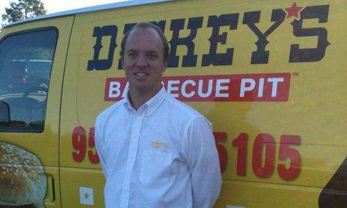 Grand Opening in Temecula for Dickey's Barbecue