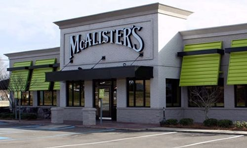 McAlister's Deli Reports Same-Store Sales Increase of 8.3 Percent in Fourth Quarter