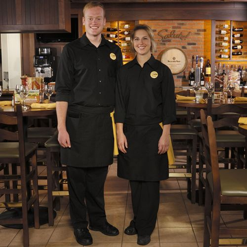 Olive Garden Continues Brand Transformation With Updated Team Member Uniforms