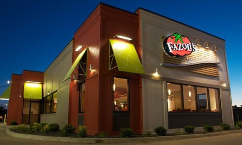 Pop the Question at Fazoli's Valentine's Day