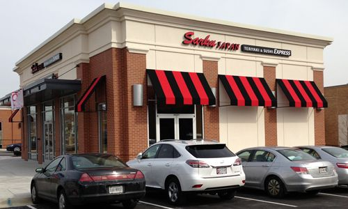 Sarku Japan Expands Street Concept Into Northern Virginia