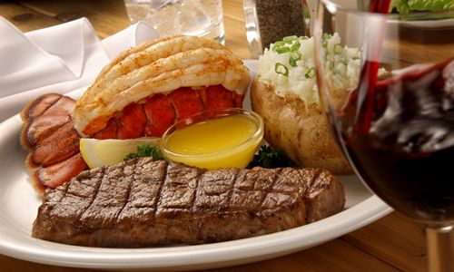 "Sizzler's Special Valentine's ""Sweetheart Deal"" Makes Steak & Lobster Affordable"