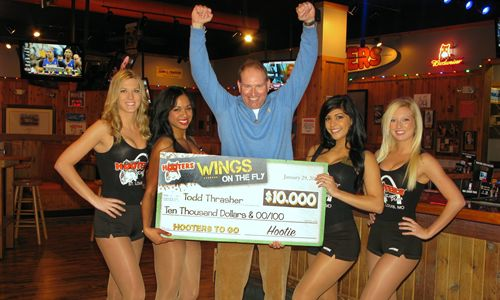 hooters business analysis A business plan for  ten-year break-even analysis  the president is responsible for the management and overall operation of the business in the.