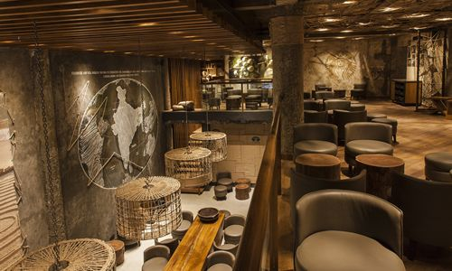 Starbucks Opens Much Anticipated Flagship Store in New Delhi