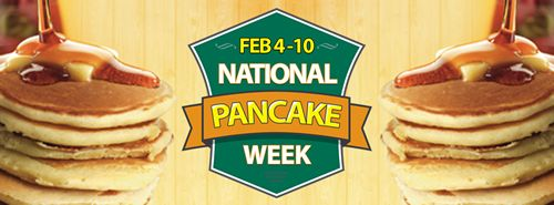 National Pancake Week Sunny Street Cafe
