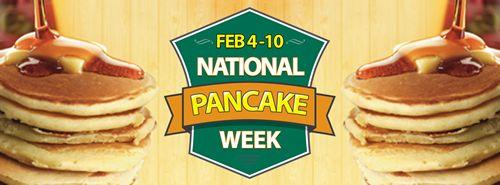 Sunny Street Café to Celebrate National Pancake Week
