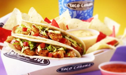 Taco Cabana unveils BIG news for Shrimp Tampico fans