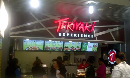 Teriyaki Experience Announces Opening in the Atlanta International Airport