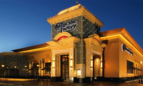 The Cheesecake Factory Continues International Expansion