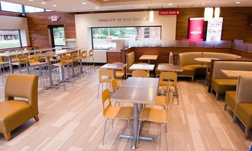 Wendy's Embraces Contemporary Look