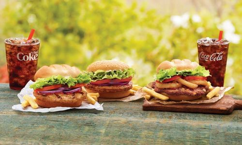 Burger King Celebrates the Arrival of the Spring Season with New 'Burger Fest' Menu