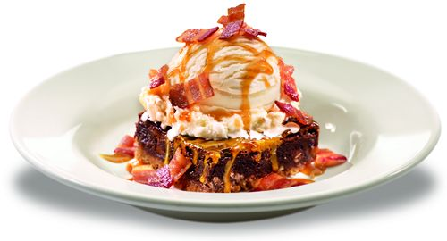 Denny's is Bringin' Home the Bacon