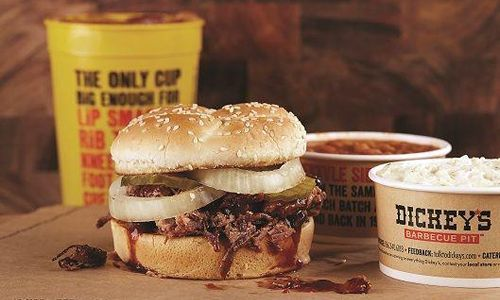 Dickey's Barbecue in Cortland has Spring Fever