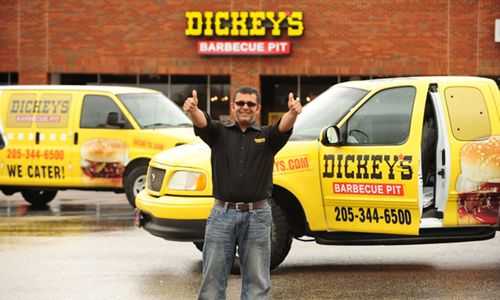 Dickey's Barbecue Pit Opens Its First Restaurant in Alabama