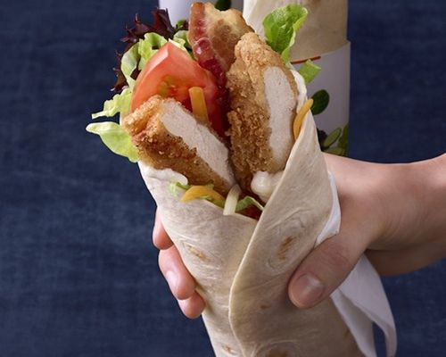 McDonald's USA Evolves Menu With New Freshly Prepared Premium McWrap Sandwiches
