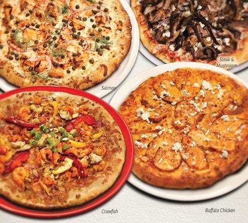 Newk's Express Café Debuts 4 New Pizzas