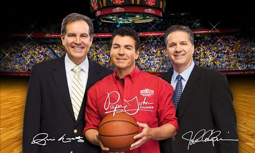 Papa John's Celebrates Tournament Time with a Free Pizza Offer for Its Loyal Customers