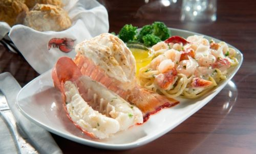 Red Lobster's Lobster Lover's Dream
