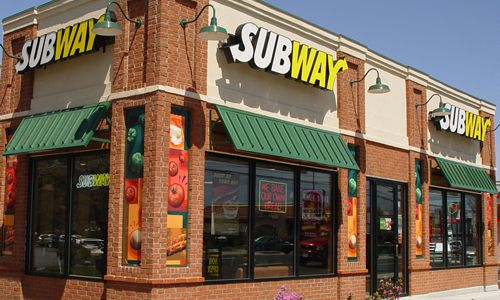 "SUBWAY Named ""Brand of the Year"" in 2013 Harris Poll EquiTrend Study"