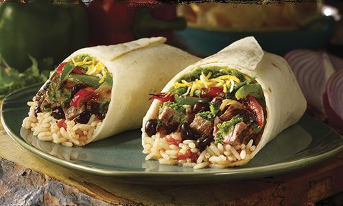 Salsarita's Announces Chimichurri Fajita Burrito