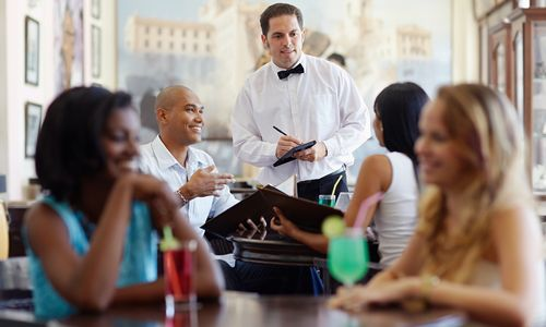 Top 100 Best Restaurants for Service