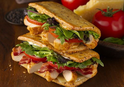 Wendy's Introduces New Flatbread Grilled Chicken Sandwiches