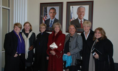 White House Briefing Yields Progress, Action Items for Developing Women Business Leaders