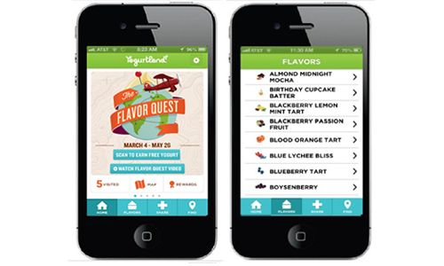 Where in the World is Your Favorite Flavor? Yogurtland's New Flavor Quest Promotion Brings the World's Best Flavors to Your Spoon and Your Smartphone
