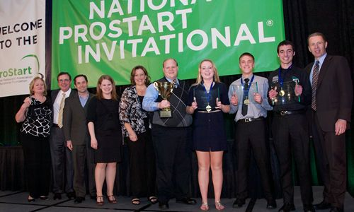 National Restaurant Association Educational Foundation Announces Winners of Annual National ProStart Invitational