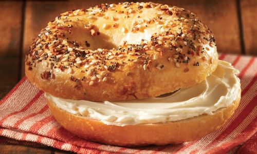 "Bruegger's Bagels Offers A Happier Take On The Dreaded ""1040"" This Tax Season"