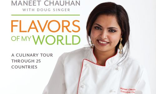 Celebrity Chef Maneet Chauhan Partners With National Restaurant Association Educational Foundation For Nationwide Book Tour