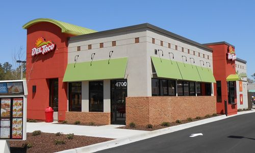 Del Taco Restaurant Dothan, Alabama