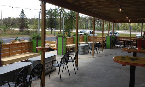 Fuzzy's Taco Shop, Statesboro, Georgia