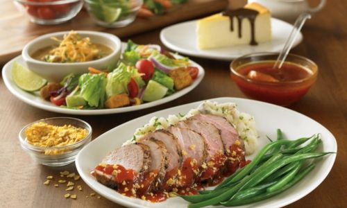 Go 4 It All At Outback Steakhouse