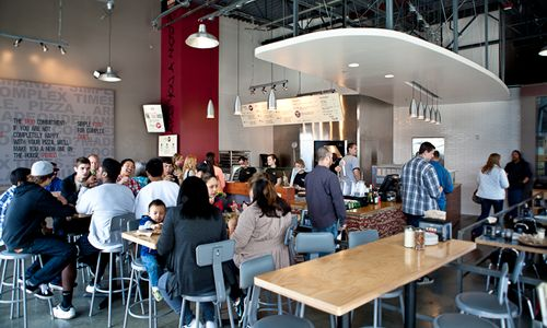 MOD Pizza Begins West Coast Expansion