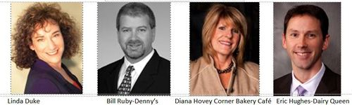 Don't Miss the Marketing Executive Group Panel at the National Restaurant Show in May