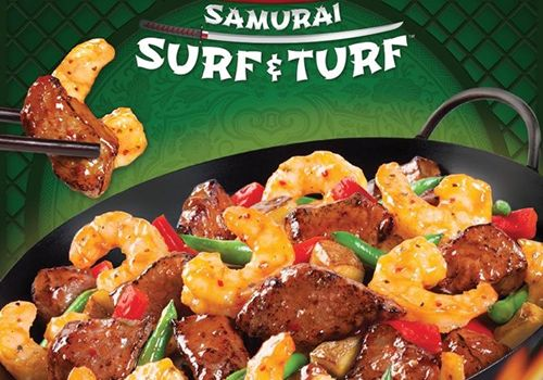 Panda Express Introduces Samurai Surf & Turf