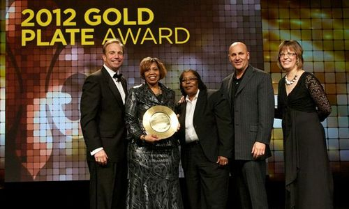 Popeyes 2012 Domestic Gold Plate Award Winner