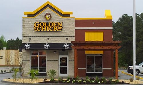Texas Legend Golden Chick Opens First Restaurant in South Carolina